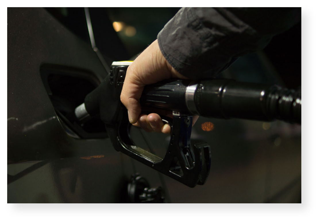 Fuel monitoring system gives the visibility into current fuel level and eliminates fuel theft.