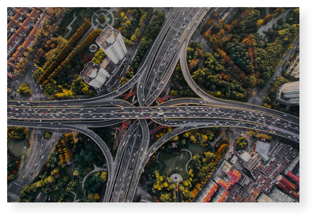 Trip management software and route analytics defines root, assign vehicles and drivers to them.
